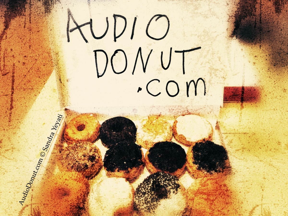 Behind The Scenes At AudioDonut (Monkey and Me, Ep. 30)